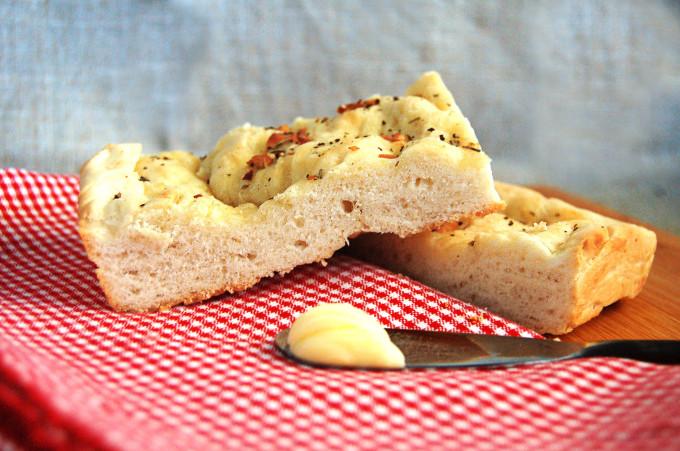 Homemade Focaccia | Culinary Cool
