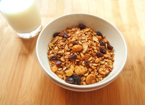 Homemade Granola | Culinary Cool