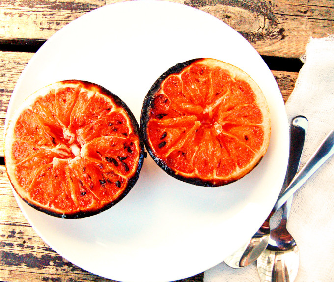 Brulee Grapefruit | Culinary Cool