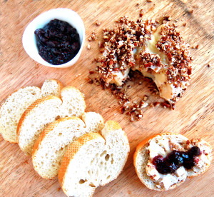 Pecan Crusted Brie | Culinary Cool