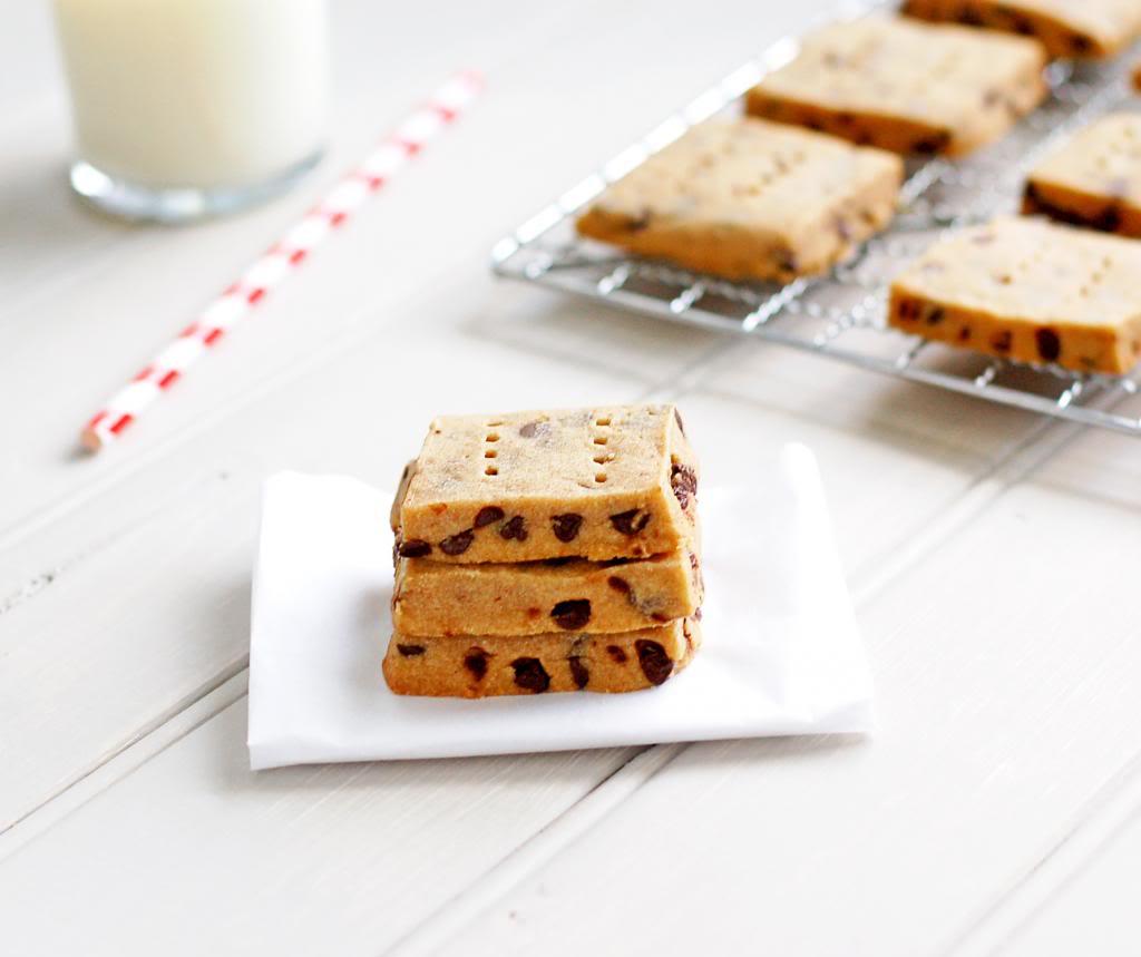 Espresso Shortbread Cookies | Culinary Cool