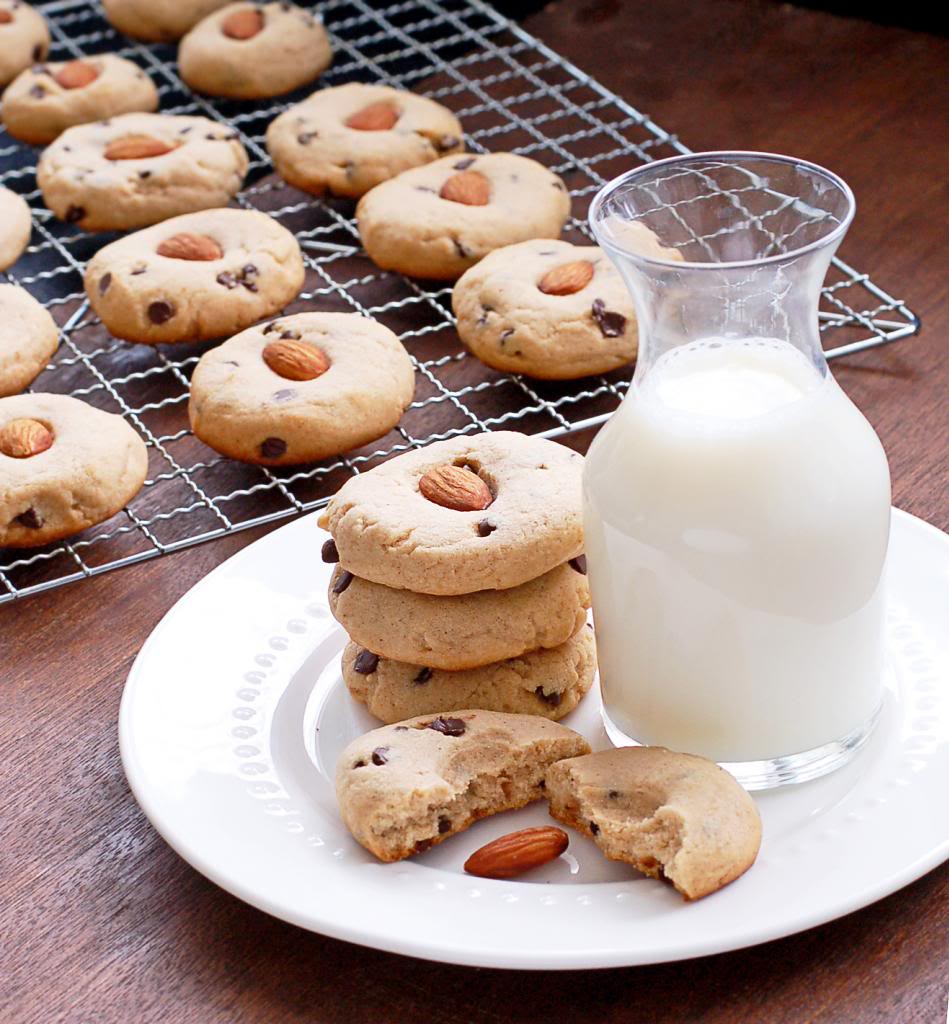 Almond Butter Cookies | Culinary Cool