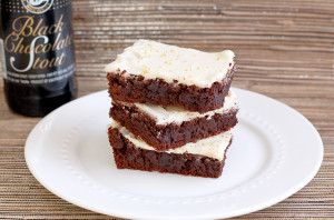 Chocolate Stout Brownies | Culinary Cool