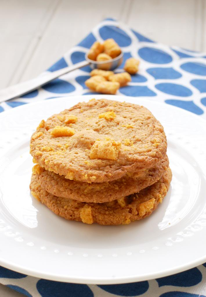 Cap'n Crunch Cookies | Culinary Cool