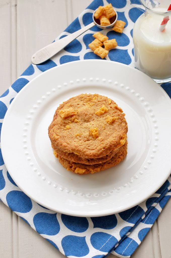 Cap'n Crunch Cookies   Culinary Cool