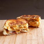 Perogie Grilled Cheese | Culinary Cool