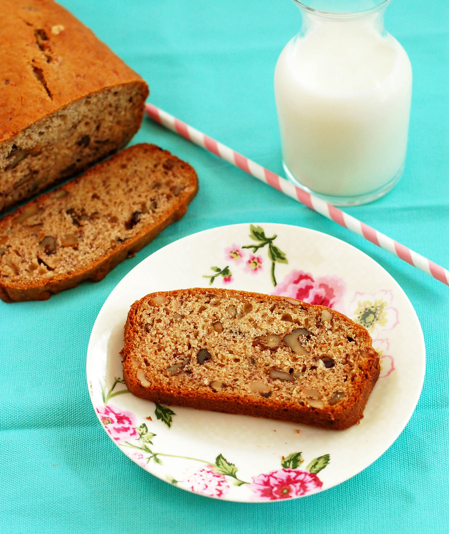 Banana Walnut Bread | Culinary Cool