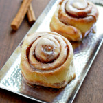 Cnnamon Buns with Maple Coffee Glaze | Culinary Cool