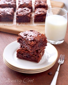 Gluten Free Chocolate Brownies | Culinary Cool