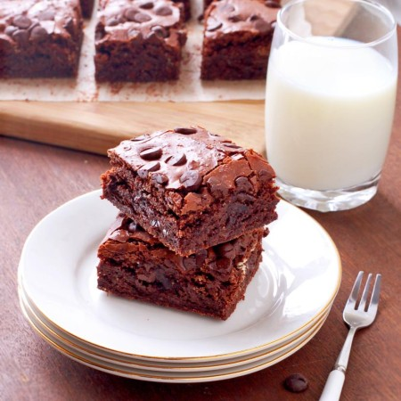 Gluten Free Chocolate Brownies | Culinary Cool
