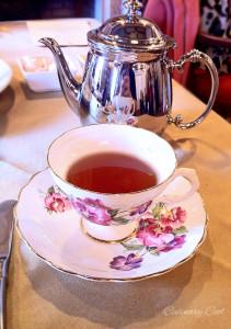 High Tea Cup of Tea