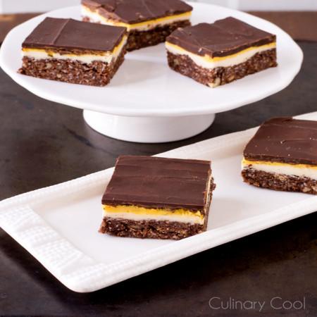 Cream Egg Nanaimo Bars | Culinary Cool