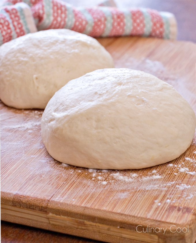 Pizza Dough | Culinary Cool
