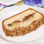 Cinnamon Crumb Surprise Cake