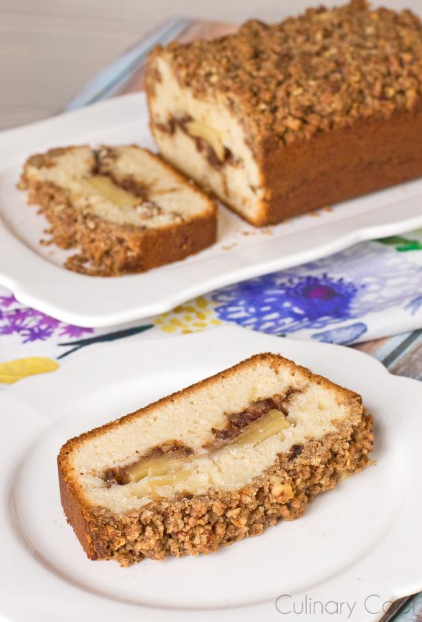 Cinnamon Crumb Surprise Cake   Culinary Cool