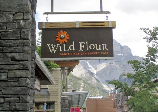 Wild Flour Banff