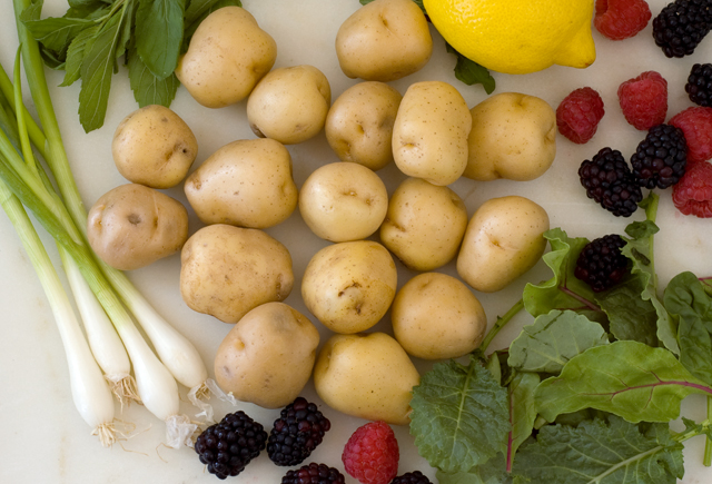 mmer Berry Potato Salad   Culinary Cool