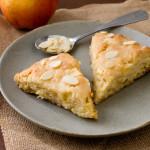 Amaretto Apple Scones | Culinary Cool