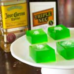 Margarita Jello Shots | Culinary Cool