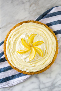 Lemon Mascarpone Tart | Culinary Cool