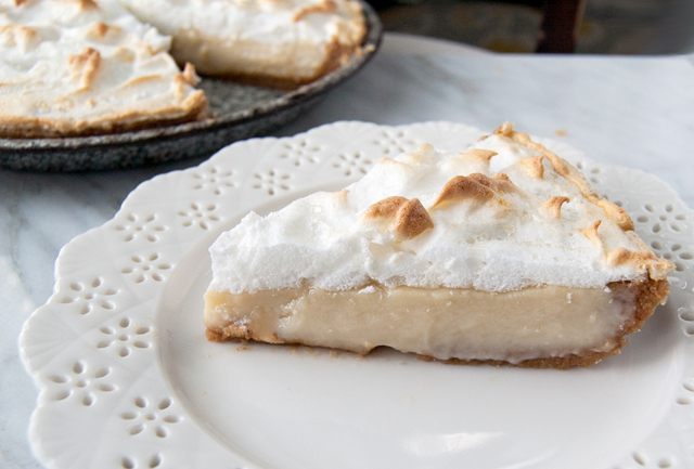 Flapper Pie | Culinary Cool