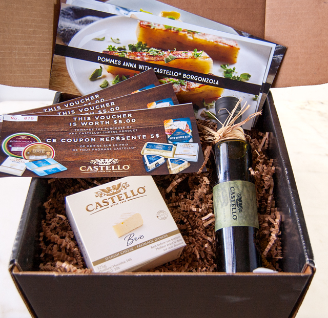 Castello Cheese Giveaway | Culinary Cool