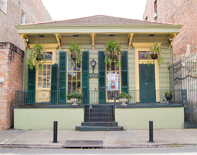 French Quarter House | Culinary Cool