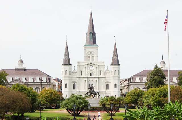 Jackson Square | Culinary Cool