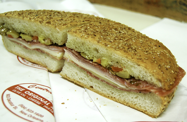 Muffuletta | Culinary Cool
