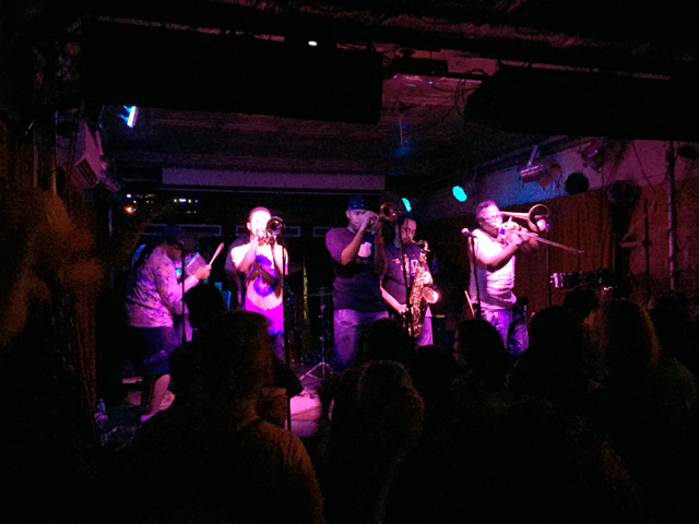 Rebirth Brass Band | Culinary Cool
