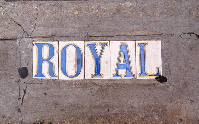 Royal Street | Culinary Cool