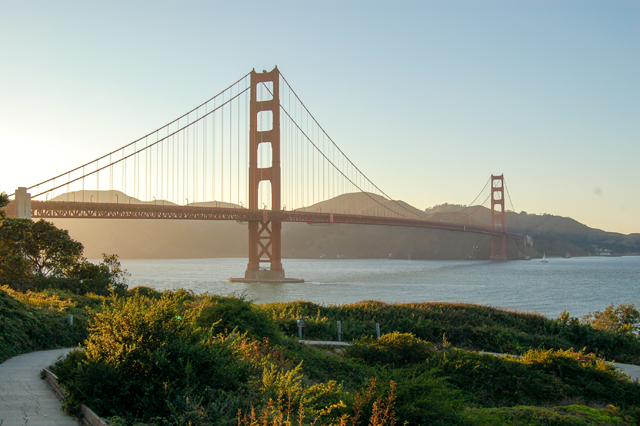 Golden Gate Bridge | Culinary Cool