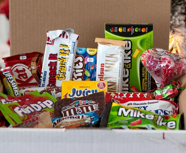 MooseTrax Candy Box | Culinary Cool
