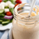 Healthy Creamy Greek Dressing | Culinary Cool www.culinary-cool.com