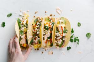 Lentil Tacos & a Que Pasa Giveaway