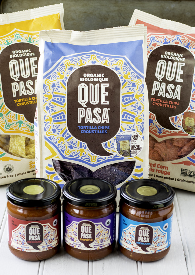 Que Pasa Chips and Salsa | Culinary Cool