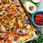 Sheet Pan Nachos -- Culinary Cool