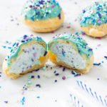 Confetti Cream Puffs | Culinary Cool