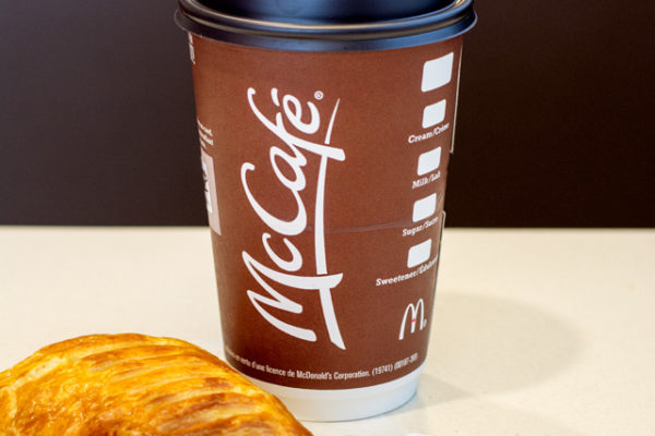 McCafe Coffee & Danish | Culinary Cool