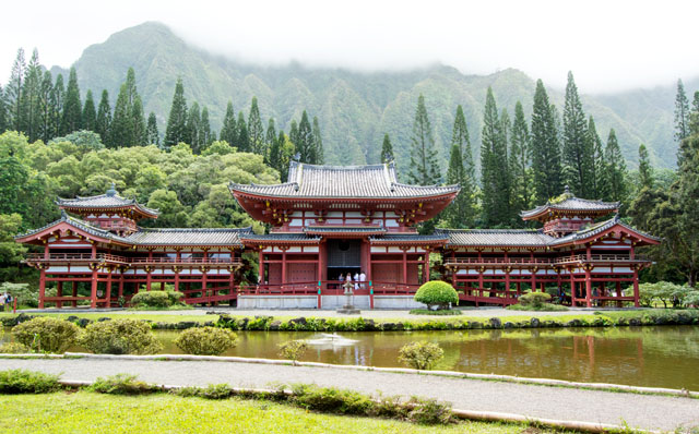 Byodo-In Temple Oahu Hawaii | Culinary Cool
