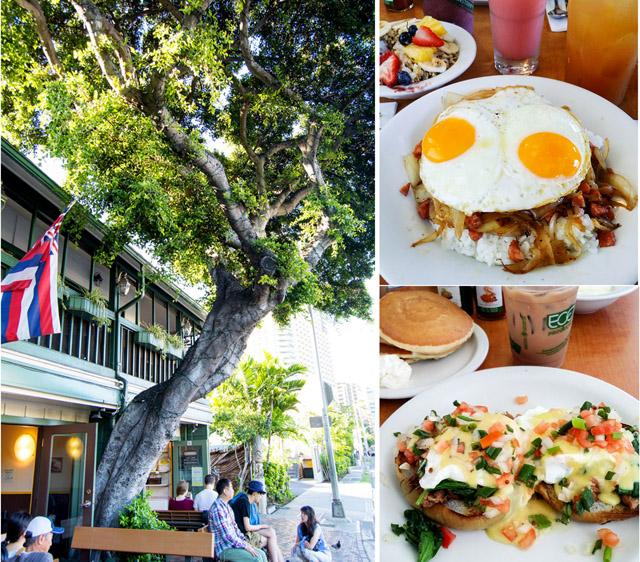 Eggs N Things Oahu