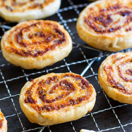 Sausage Lentil Pinwheels | Culinary Cool