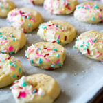 White Chocolate Lentil Cookies | Culinary Cool www.culinary-cool.com