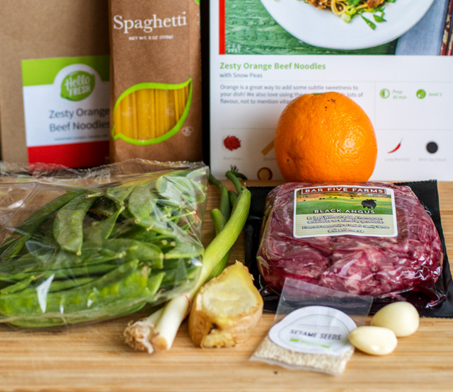 Hello Fresh Meal Delivery Service | Culinary Cool