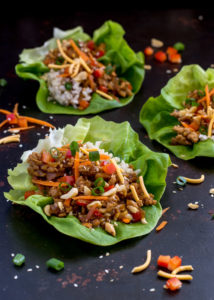Chicken Lettuce Wraps | Culinary Cool www.culinary-cool.com