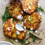Corn Fritters | Culinary Cool www.culinary-cool.com