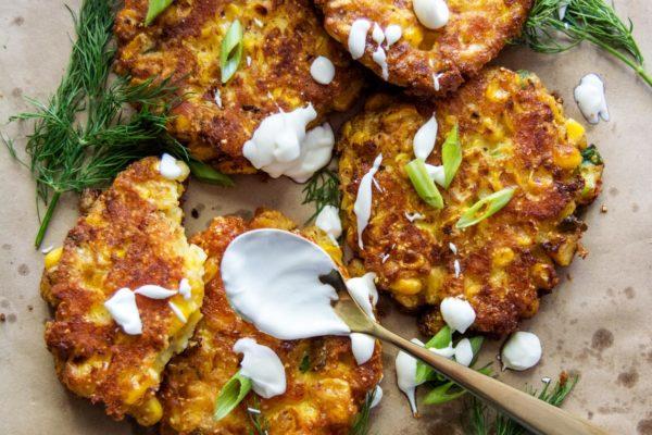 Corn Fritters | Culinary Cool www.culinary-cool.com