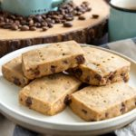 Peppermint Mocha Shortbread Cookies | Culinary Cool www.culinary-cool.com
