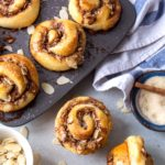 Almond Morning Buns | Culinary Cool www.culinary-cool.com