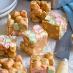 Peanut Butter Confetti Squares | Culinary Cool www.culinary-cool.com
